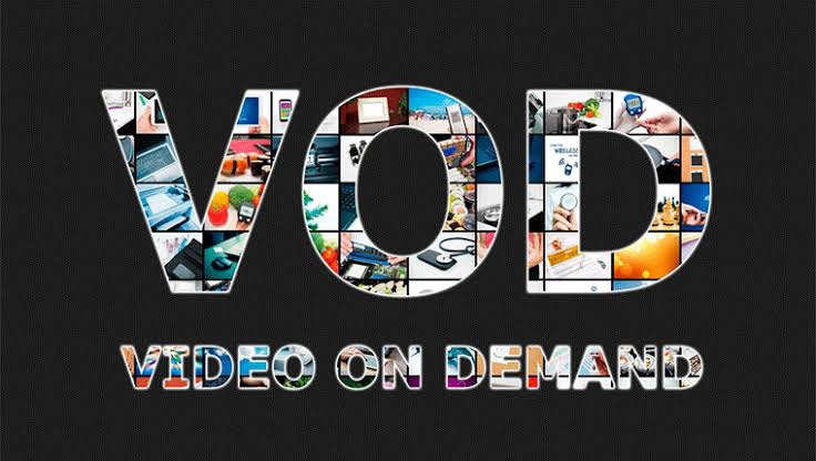 VOD(動画配信サービス)の紹介です